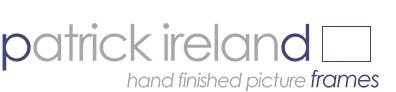 Patrick Ireland Frames Logo