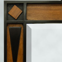 Cherry Veneer Frame
