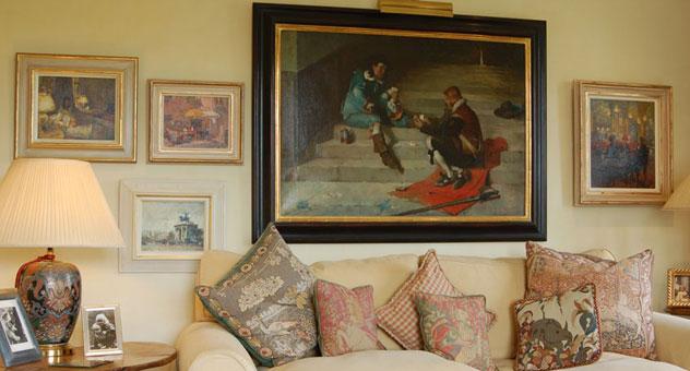 Oil Painting - In Situ