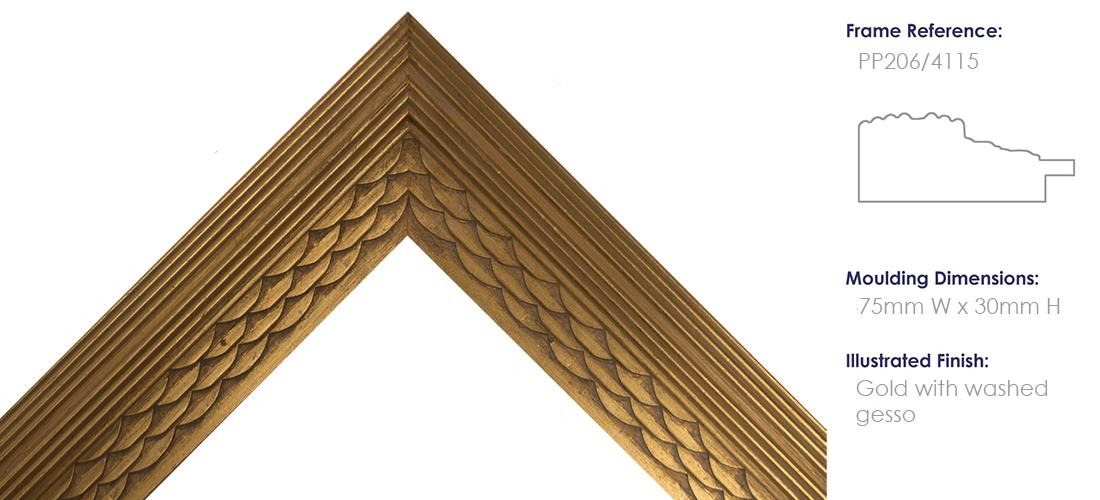 PP206 4115 Gold web