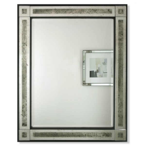 Arunde Antique Framed Mirror
