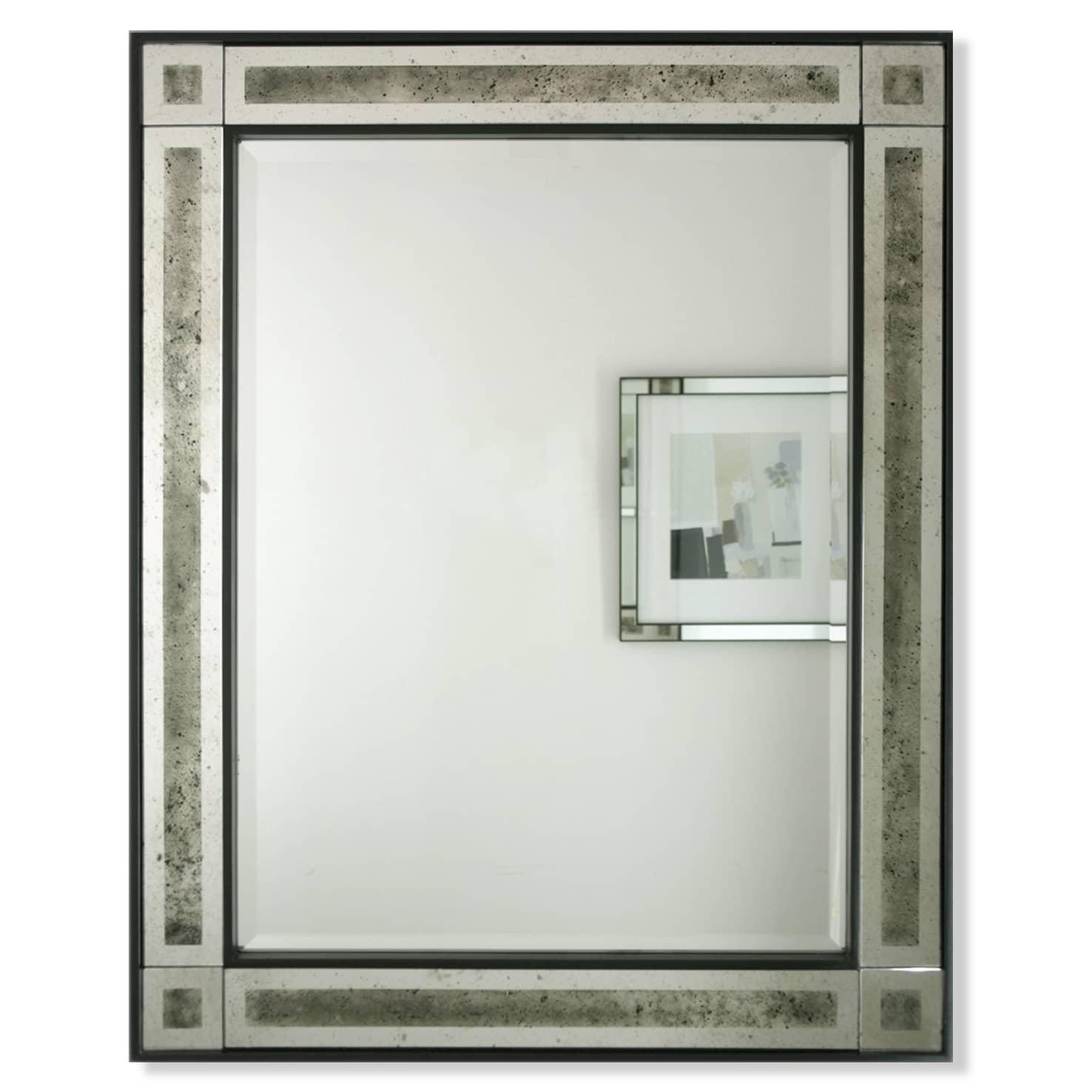 Arunde Antique Framed Mirror