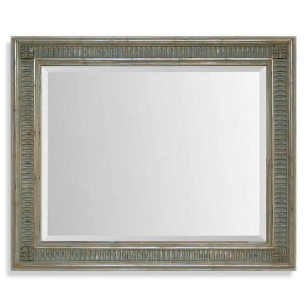 Catsfield Silver - Traditional Mirror