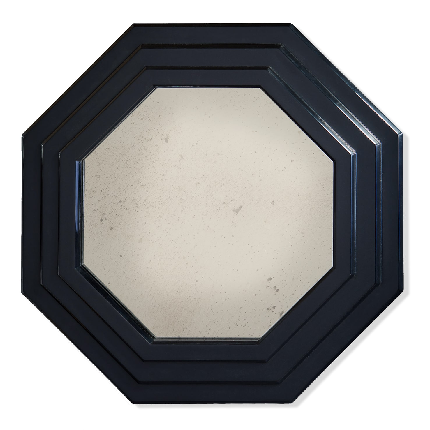 The Chailey Octagonal in Black Lacquer