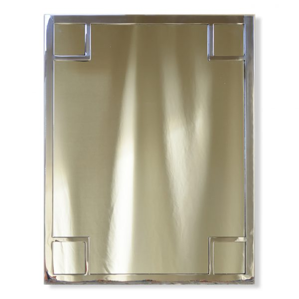 Laughton Metal Mirror