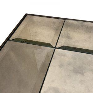 Bevelled Panel Mirror Corner
