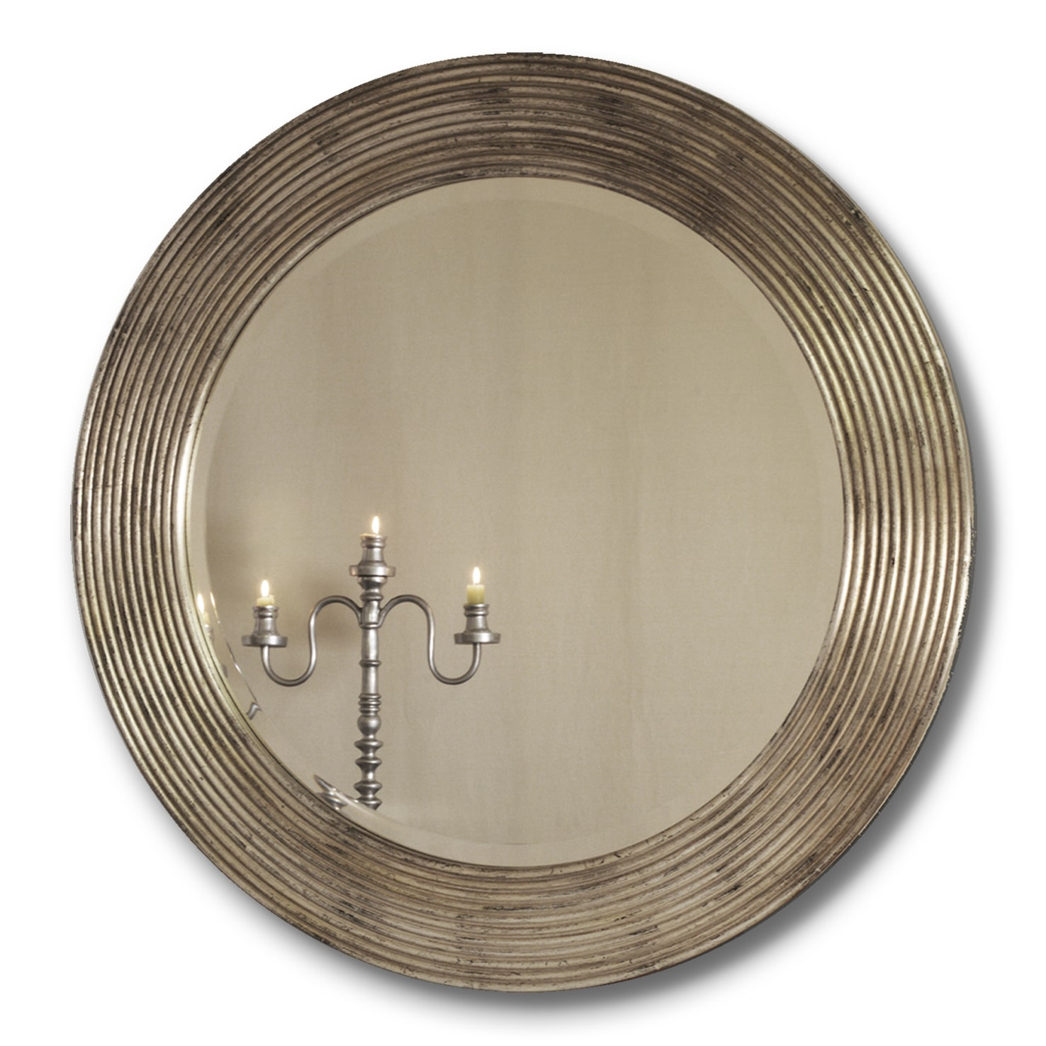 Chelwood Round mirror