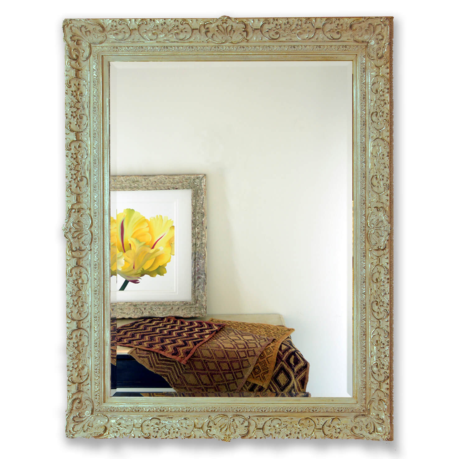 Lancing Traditional Mirror