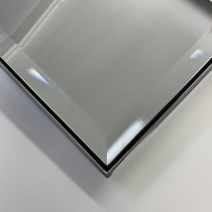 Stainless Steel Mirror Tray Frame