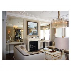 Panelled Alcove Mirrors
