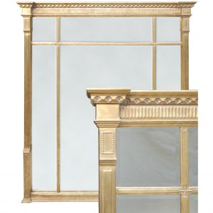 Regency Over-mantel Mirror