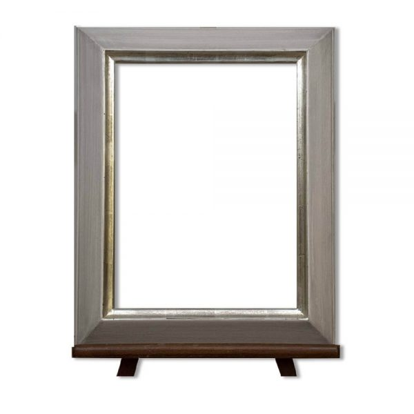 Frame A177 finished in White Gold