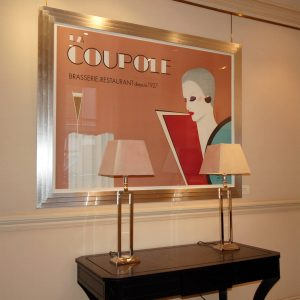 Art Deco Framed Art