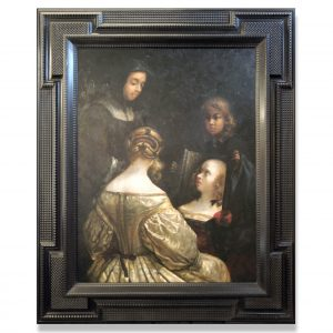 Ebonised Dutch Old Master Frame