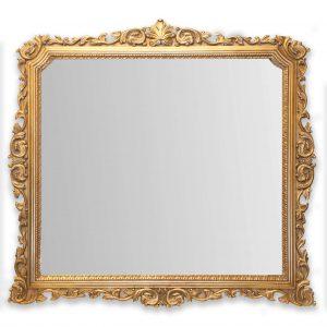 Gilt Ornate Bespoke Mirror