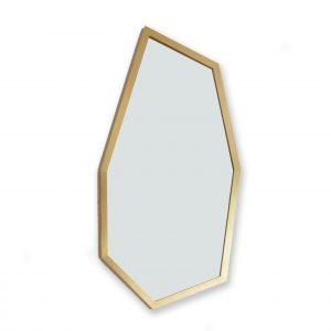 Irregular Heptagon Mirror