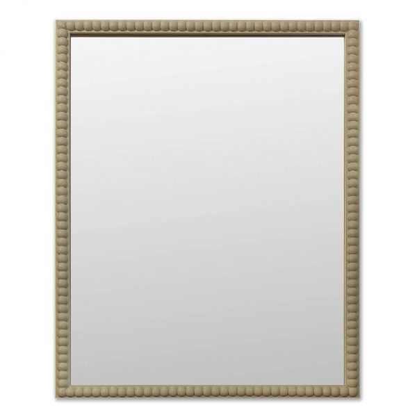 The Beaded Mirror